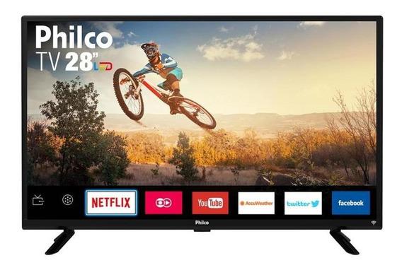 Smart Tv 28 Led Philco Ptv28g50sn Hd Wi-fi Netflix Hdmi Usb