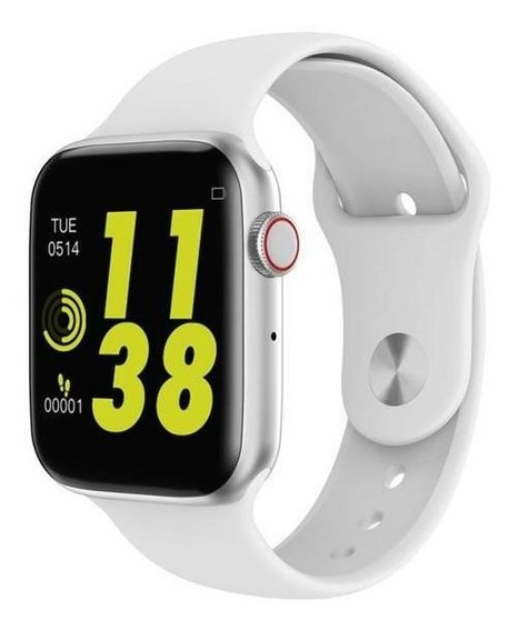 Smartwatch Iwo 8 Pulseira Branca