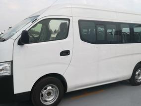 Nissan Urvan 2.5 Panel Ventanas Amplia ¡escolar O Personal!