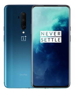 Smartphone One Plus 7t Pro 8gb/256gb Nfc Haze Blue Lacrado