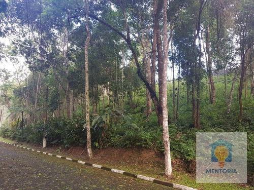 Terreno Residencial À Venda, Cond. Green Valley, Embu Das Artes - . - Te0025