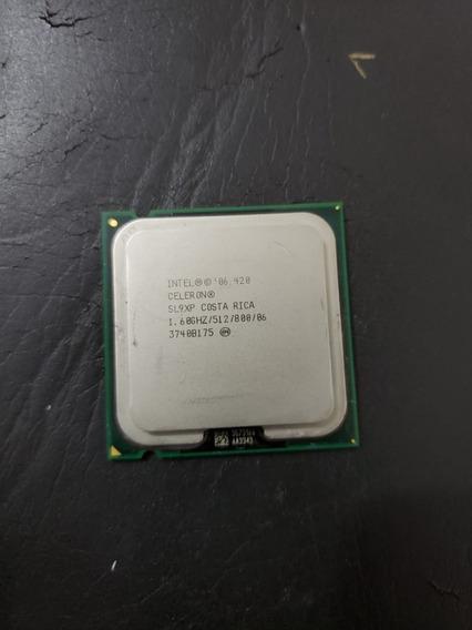 Processador Intel® Celeron® D 310 Cache De 256k, 2,13 Ghz, B