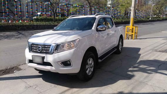 Nissan Frontier 2016 4p Le L4/2.4 Man