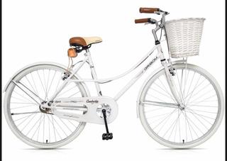 Bicicleta Rod 26 Gribom Dama Classics Canasto