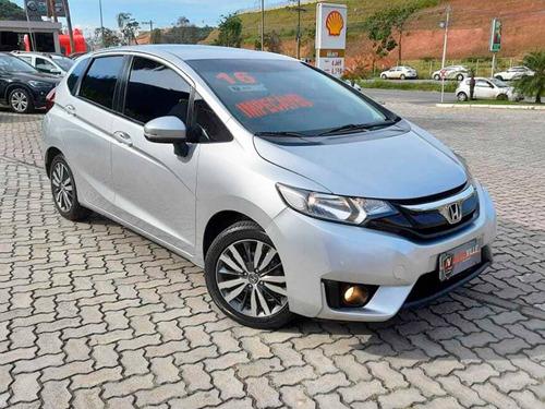 Imagem 1 de 13 de Honda Fit 1.5 Exl 16v Flex 4p Automático