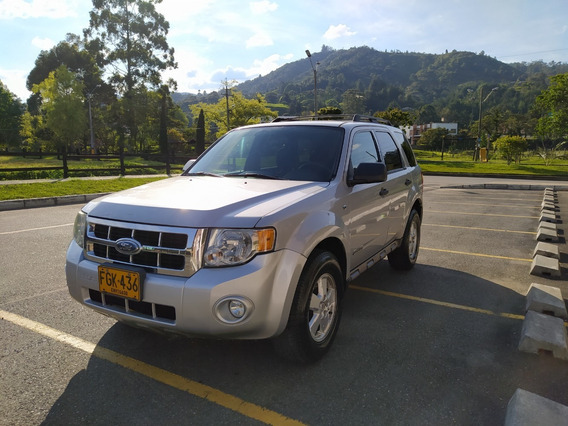Ford Escape 2008 Xlt 3.0 At 4x4