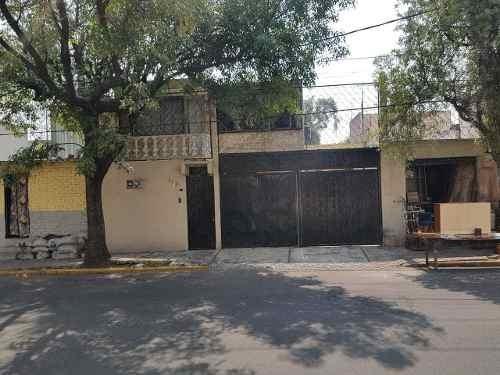 Casa En Venta En El Sifón, Iztapalapa, Cdmx
