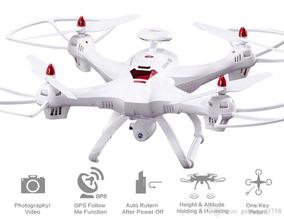 Drone Camera Full Hd Profissional Com Led Fpv Super Oferta