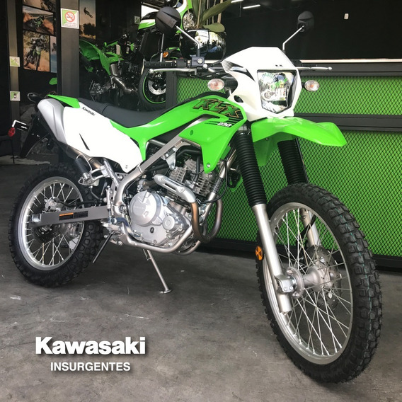 Kawasaki Insurgentes Klx230 2020 Enduro/ Calle
