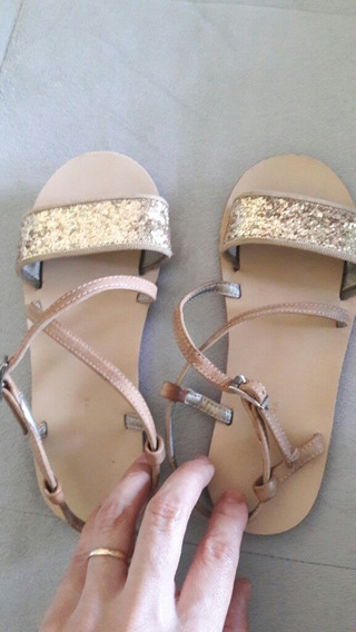 Sandalias Talle 30 Akiabara Little Y Mimo & Co