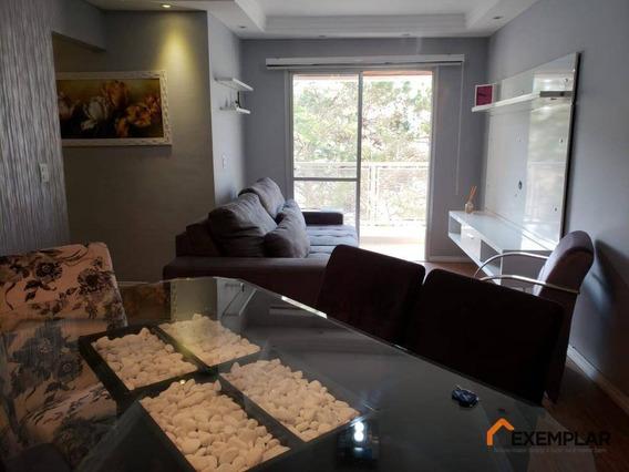 Apartamento Com 2 Dormitórios À Venda, 58 M² Por R$ 340.000,00 - Lauzane Paulista - São Paulo/sp - Ap0321