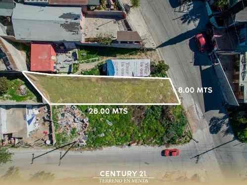 Terreno En Venta En Colonia El Florido 1ra Y 2da Seccion, Tijuana B.c.