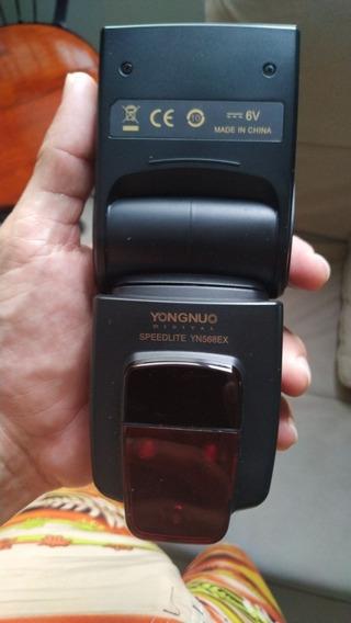 Flash Yongnou 568 Nikon