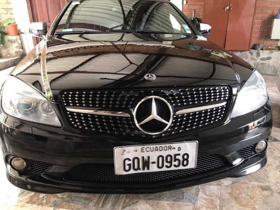 Mercedes-benz Clase C C350 Amg
