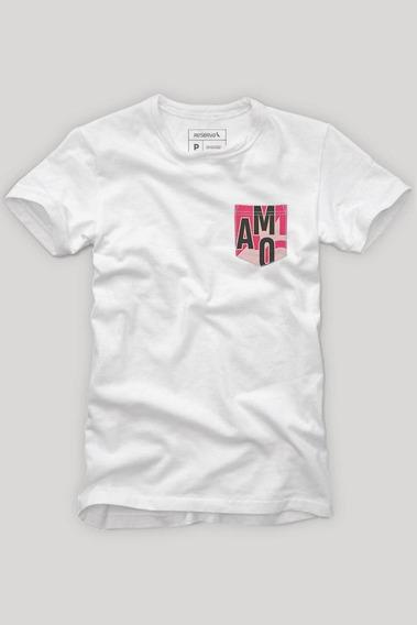 Camiseta Bolso Amo Reserva