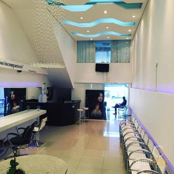Sala/salão/estética E Beleza, 100 M² Vila Hortência - Sa0002