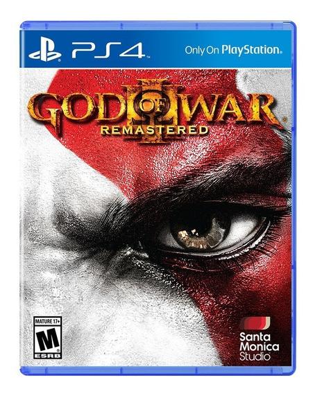 Juego Ps4 God Of War 3 Remastered-g0004420