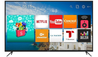 "Smart TV Hitachi 4K 50"" CDH-LE504KSMART18"