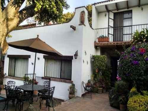 Casa En Zona Dorada De Cuernavaca, Vista Hermosa