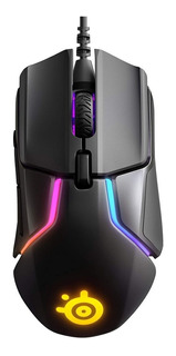 Mouse Gamer Steelseries Rival 600 Rgb 12000dpi Doble Sensor