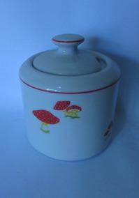 Açucareiro Porcelana Vera Cruz