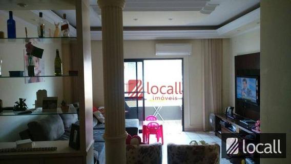 Apartamento Residencial À Venda, Bom Jardim, São José Do Rio Preto. - Ap0069