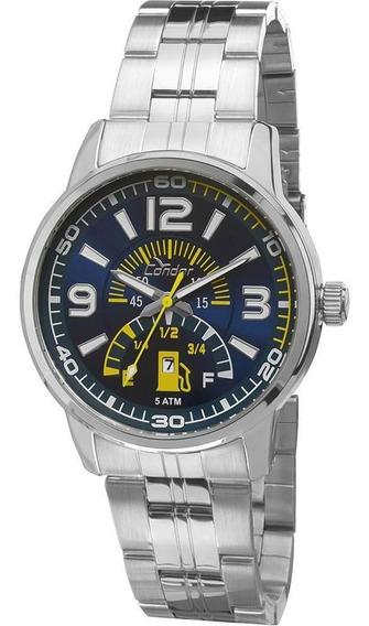 Relógio Masculino Condor Analógico Casual Co2115ve/3a