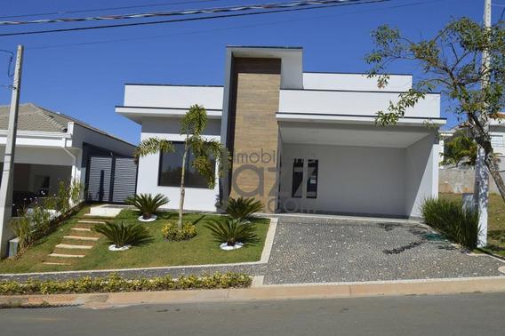 Casa Térrea Com 3 Dormitórios À Venda, 205 M² Por R$ 1.265.000 - Swiss Park - Campinas/sp - Ca7258
