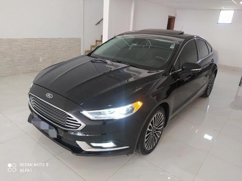 Ford Fusion Titanium Awd Top D Linha Teto Solar Pneus Novos