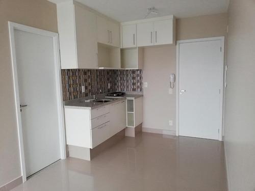 Apartamento Com 1 Dormitório, Venda Ou Aluguel No Real Parque - São Paulo - 12769