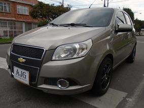 Chevrolet Aveo Emotion1600 Cc Aa Ab Abs Fe