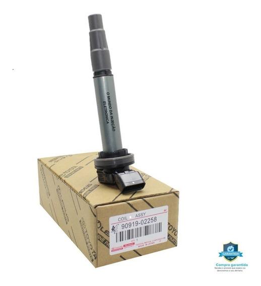 Bobina Ignição Corolla 1.8 2.0 Flex 2010 2011 2012 2013 2014