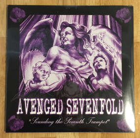 Lp Avenged Sevenfold Sounding The Seventh Trumpet - Lacrado!