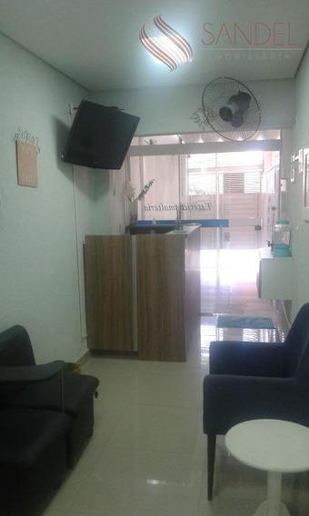 Salão De Estetica Para Locação Em Ótima Localização. (j) - Sl0015