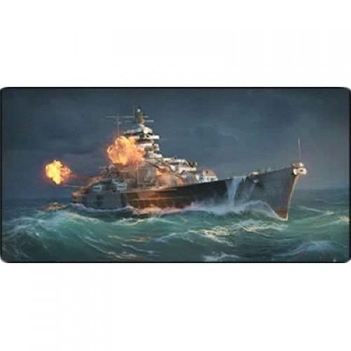 Mouse Pad Gamer Battleship Extra Grande 700x350x3mm