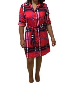 Vestido Xadres Evangelico Shemize