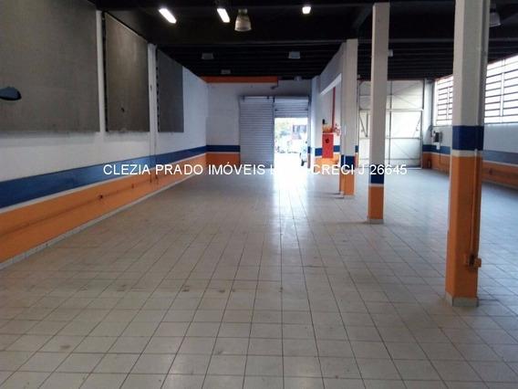 Galpão Para Locação, Santo Amaro. - Ga01015 - 2811643