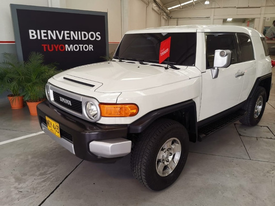 Toyota Fj Cruiser 4.0 Gsl Modelo 2011 - Excelente Estado!!!