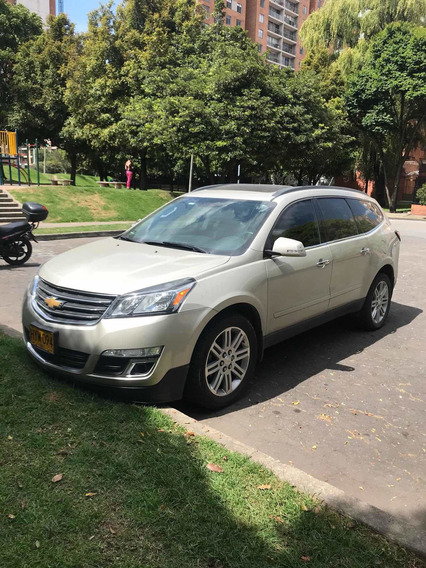 Chevrolet Traverse 2013 3.6l Lt