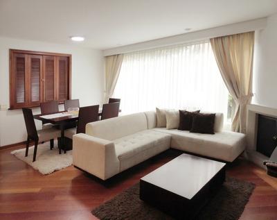 Apartamento Amoblado En Arriendo Chicó Reservado
