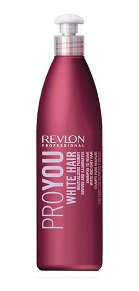 Shampoo Canas X350 Ml White Hair Proyou Revlon Professional