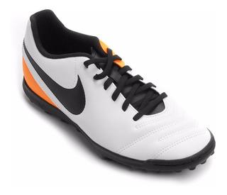 Chuteira Nike Tiempo Rio 3 Tf Masculino Society - 18532