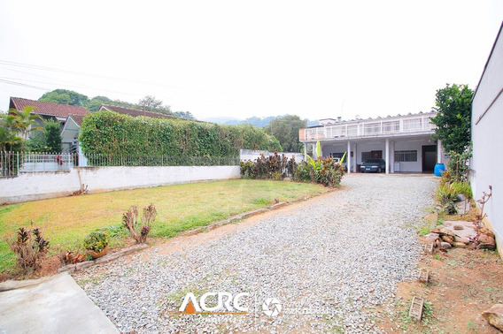 Acrc Imóveis - Casa Amplo Jardim Para Venda No Bairro Garcia - Ca01375 - 67821759