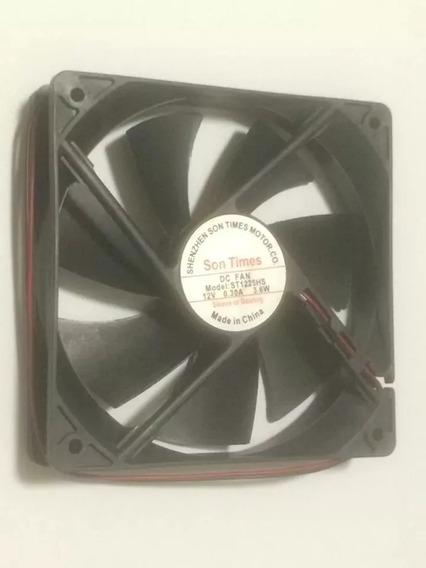 Micro Ventilador 120x120x25 Fan Cooler 12v 0,3a