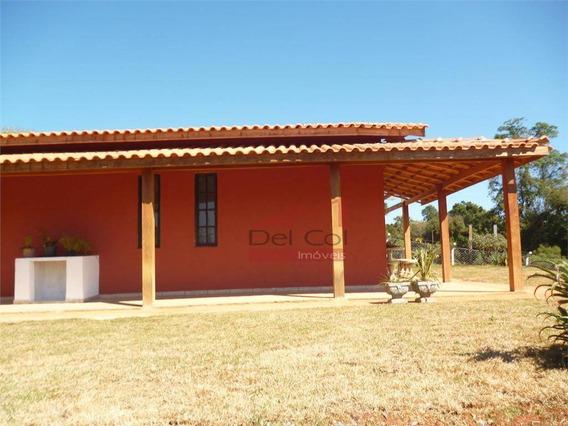 Chácara Residencial À Venda, Campo Novo, Bragança Paulista. - Ch0005