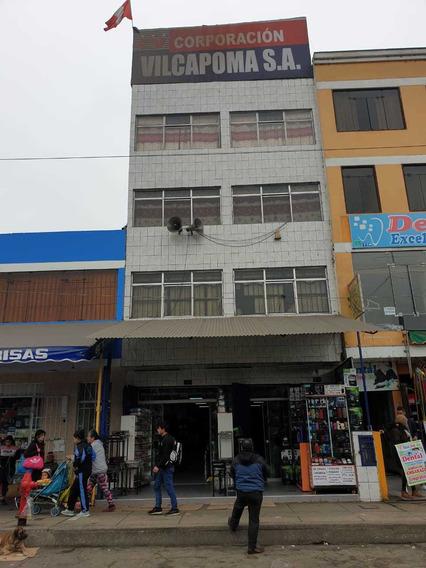 Alquilo Edificio Comercial Prolongación Javier Prado-ate