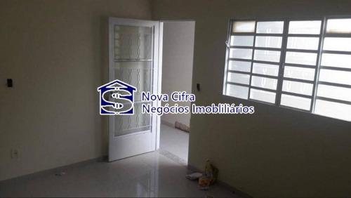 Casa 3 Dormitórios (1 Suíte) No Jd. Colonial - 100 M² - C3204