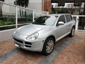 Cayenne S 4.5 V8 Completa 2005 Blindado Niii