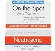 El Tratamiento Del Acné, 0.75 Oz Neutrogena The Spot-on