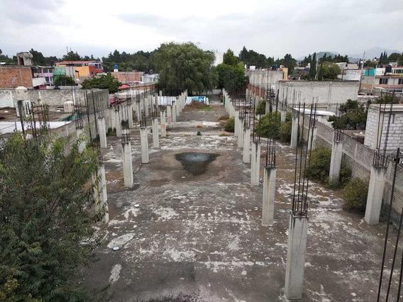 Excelente Terreno En Renta En El Centro De Chalco
